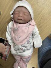 Cuerpo Completo Bebé de Silicona Molde