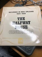 Halfway House Orchestra – Recorded In New Orleans 1925 - 1928 - LP Vinyl Record