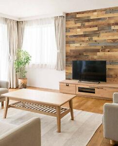 Holzwandverkleidung Made of Wood I Self-Adhesive