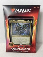 Magic: The Gathering Commander 2020 SYMBIOTIC SWARM New Factory Sealed