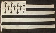 Brittany Flag Nationalist/Regionalist Bretagne Breton French France Celtic bnip