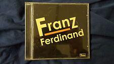 FRANZ FERDINAND  - FRANZ FERDINAND. CD