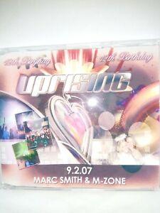 UPRISING 09.02.07 MARC SMITH & M-ZONE - 12th BIRTHDAY CD