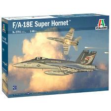 Italeri 2791 F/a-18 E Super Hornet Military Aircraft Model Kit Scale 1 48