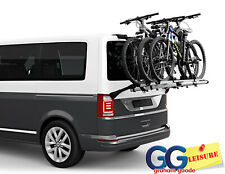 UKB4C 3 Cycle Carrier Rear Tailgate Boot Bike Rack fits CX-3 2015 onwards