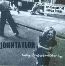 John Taylor Feelings are good and other lies (1997)  [CD]