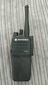 Motorola DP3400 UHF Two Way Radio