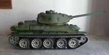 Heng Long Professionell Panzer T-34 Metallgetriebe Metallketten 2 Licmas 1:16