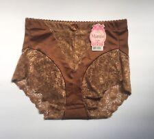 Mamia Lingerie Women's Lace Brief Underwear Size Medium