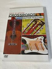 Eric Clapton Crossroads Guitar Festival Dvd