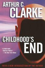 Childhood's End Paperback Arthur Charles Clarke