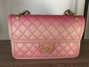Chanel Bag Summer Pink