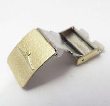 Longines,Kesten Us Made,15mm 10K Rgp Used Watch Bandmesh Clasp Buckle,Bv-71