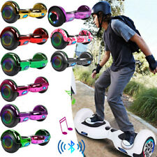 "6.5"" Hoverboard Bluetooth Smart Self Balancing Scooter Electric no Bag Christmas"