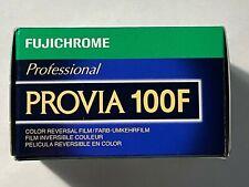 FUJIFILM  PROVIA  100 F  135/36  1 Film   MHD/expiry date 08/2021