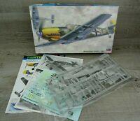 Hasegawa Messerschmitt BF 109 E-3 Model Kit Plane Aircraft 1993 1:48 Scale