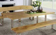 Massive Tische aus Eiche, Tischteile & -zubehör Einsetzbare Platte