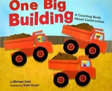 One Big Building: A Counting Book about Construction (Paperback or Softback)