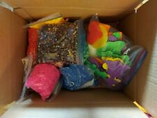 Massive Lot of Perler+ Beads & Boards & Connectors Over 5 Pounds Sanitized