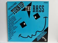 Turn Up The Bass 3 - Vinyl Doppel LP – Sampler