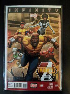Mighty Avengers #1 Monica Rambeau 1st Spectrum 🔥