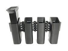 eAMP Enforcer - H&K MK23 45 Full Size Quad Magazine Pouch - MagP0461-D