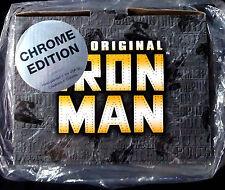 Bowen Iron Man Gold Chrome Statue Full Size BDCC Exclusive 200 limit 2012
