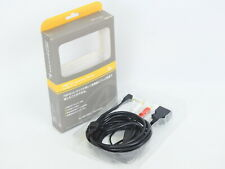 PSP D-Terminal Cable 3M Boxed for PSP-3000 2000 Sony Playstation Portable /2141