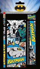 DC Comics Batman papelería set con notas LIBRO MERCHANDISING OFICIAL