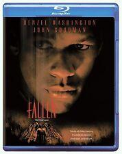 FALLEN (1998 Denzel Washington)  -  Blu Ray - Sealed Region free