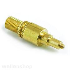 Adapter zum Aufblasen von Fendern und Bojen Schraubaufsatz Fenderpumpe