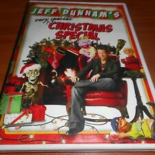 Jeff Dunham - Very Special Christmas Special (DVD, Widescreen 2008) Used Achmed