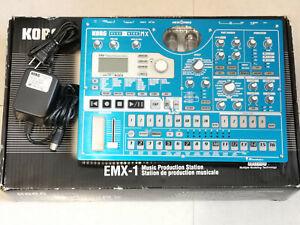 KORG Electribe MX EMX-1 Music Production Groovebox Sampler Station Japan w/ BOX