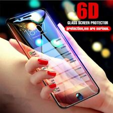For iPhone 6 Plus/6s Plus 6D Curved Genuine Full Tempered Glass Screen Protector