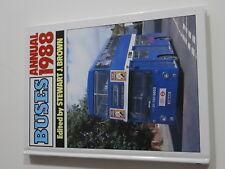 Buses Annual 1988. Edited by Stewart J Brown