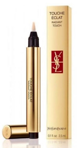 YSL Touche Éclat. 1.5 Luminous Silk. Radiant Touch,Brand New & Boxed. Yves Saint