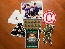Palace Skateboards Sticker Pack - 6 Stickers 2016/17 New
