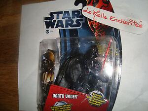 Boxset Star Wars Figurine Darth Vader Movie Heroes Ref MH06