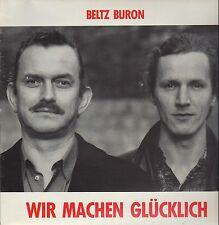 BELTZ / BURON / Wir machen glücklich (Vinyl)