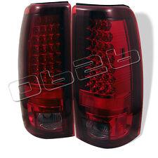 Chevy Silverado 1500 2500 99-06 GMC Sierra 1500 2500 3500 99-06 RED SMOKE