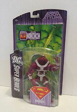 DC SUPER HEROES S3 SELECT SUPERMAN PARASITE Action Figure  DC UNIVERSE CLASSICS