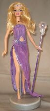 Keeper of the Amethyst Crystal of Light~OOAK Barbie Doll Repaint for February