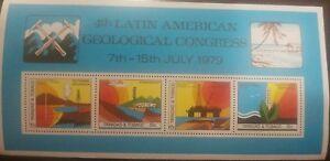 RO) 1979 TRINIDAD AND TOBAGO, OIL, GEOTHERMAL EXPLORATION, HIDROGEOLOGY
