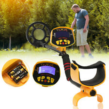 Md-3010Ii Metal Detector Underground Sensitive Treasure Gold Hunter Game Us