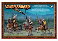 Empire Demigryph Knights Cities of Sigmar Warhammer Fantasy Griffon Cavalry