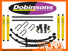 NISSAN D22 4WD NAVARA (1997-ON) DOBINSONS 40MM SUSPENSION LIFT KIT-LIGHT LOAD