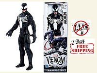 Venom Titan Hero Series Figure Classic-Inspired & Giant Action for 4 & up 12Inch