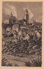 Kronberg Taunus AK alt Cronberg Künstler Hessen 1606481