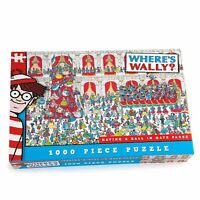 Where's Wally Having a Ball in Gaye Paree Puzzle
