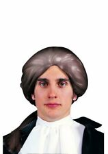 Rg Costumes 60072 Mens Colonial Wig (Brown;One Size)